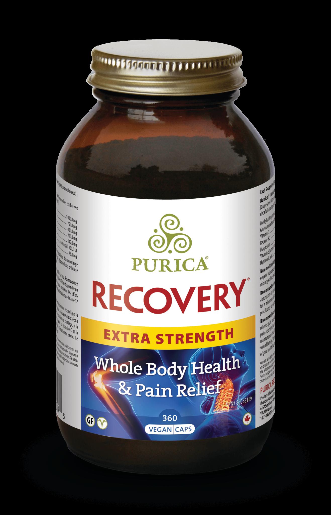 Purica Purica - Recovery Extra Strength - 360 V-Caps