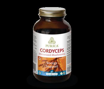 Purica - Cordyceps - 60 V-Caps