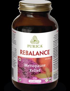 Purica Purica - Rebalance Menopause Relief - 120 V-Caps
