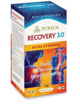 Purica Purica - Recovery 3.0 - 120 V-Caps