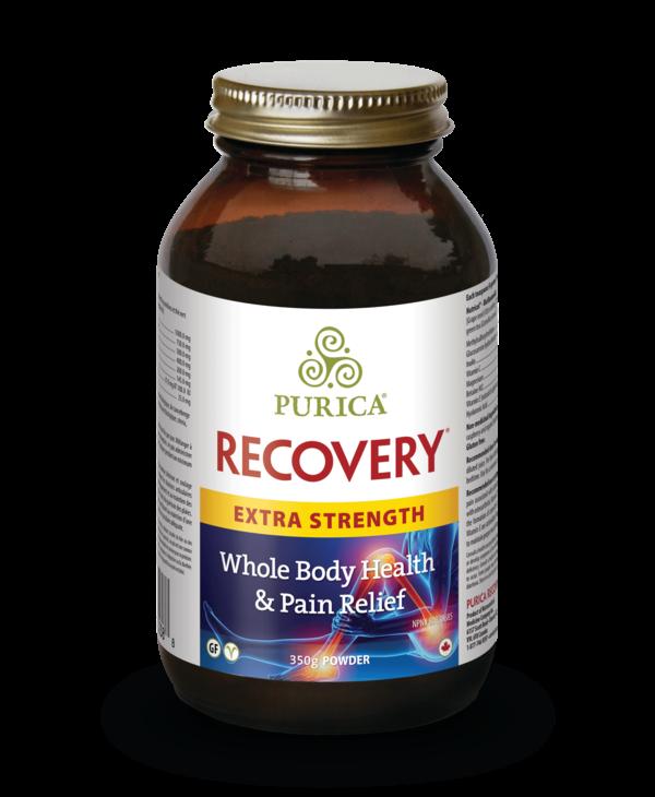 Purica - Recovery Extra Strength Powder - 350 g