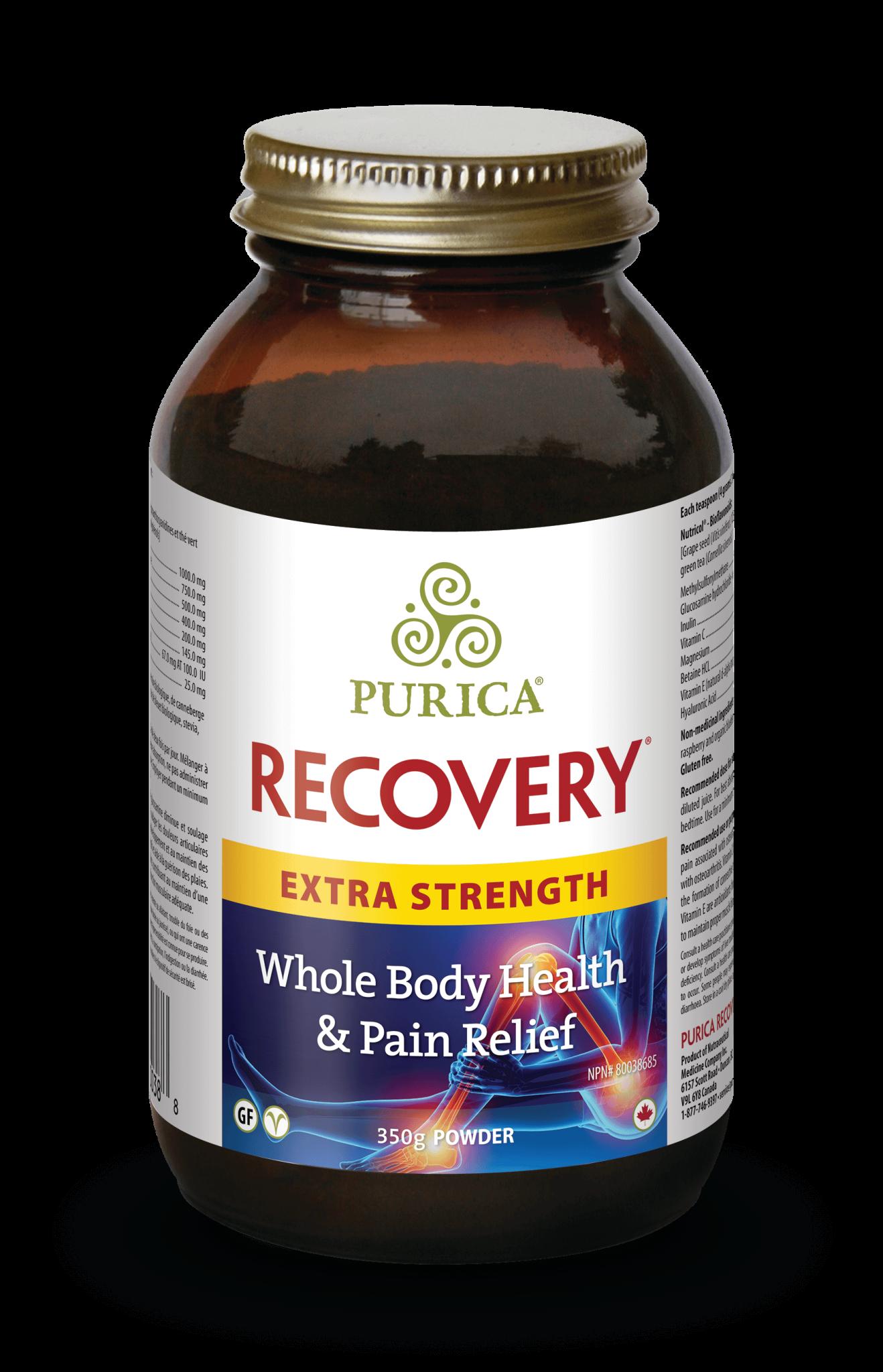 Purica Purica - Recovery Extra Strength Powder - 350 g