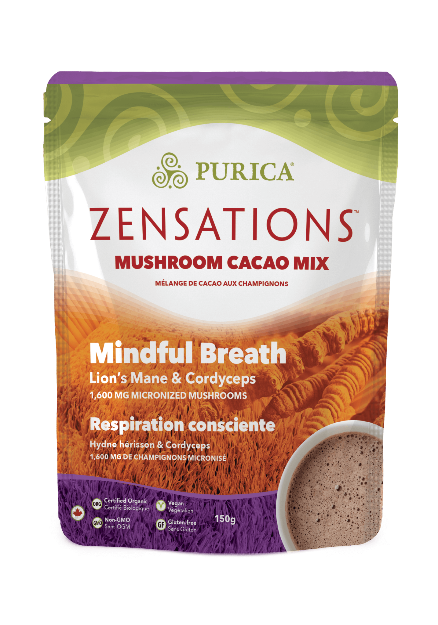 Purica Purica - Zensations - Mindful Breath - 150g