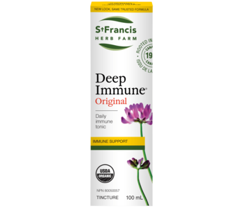 St. Francis - Deep Immune - 100ml