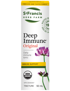 St. Francis Herb Farm Inc. St. Francis - Deep Immune - 50ml