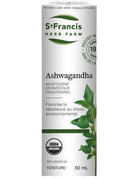 St. Francis Herb Farm Inc. St. Francis - Ashwagandha - 50 ml