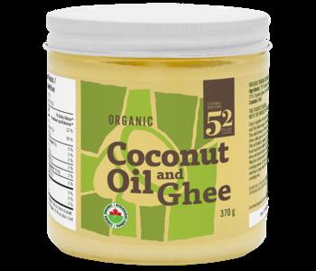 St. Francis - Coconut Oil & Ghee - Organic - 370g