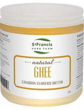 St. Francis Herb Farm Inc. St. Francis - Ghee - Canadian Clarified Butter - 370ml