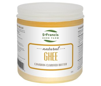 St. Francis - Ghee - Canadian Clarified Butter - 370ml