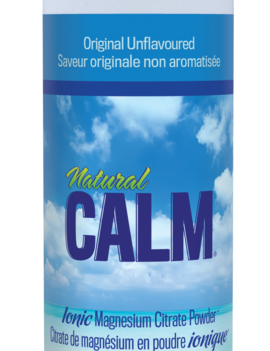 Natural Calm Natural Calm - Magnesium Citrate Powder - Original Unflavoured -  8oz