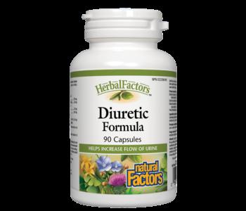 Natural Factors - Diuretic Formula - 90 Caps