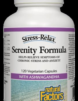 Natural Factors Natural Factors - Serenity Formula - 120 V-Caps