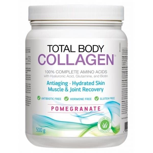 Natural Factors Total Body Collagen - Pomegranate - 500 gram