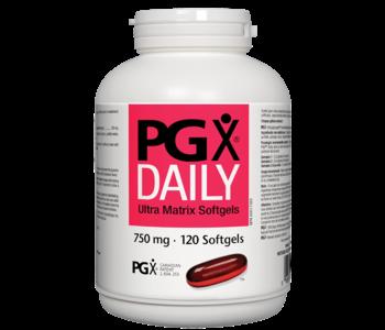 Natural Factors - PGX Daily Ultra Matrix 750mg - 120 SG