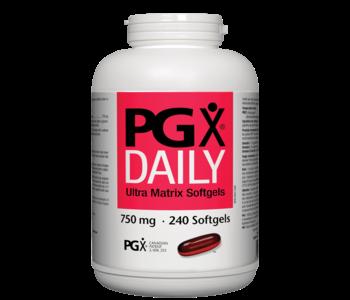 Natural Factors - PGX Daily Ultra Matrix 750mg - 240 SG