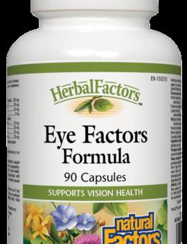 Natural Factors Natural Factors - Eye Factors Formula - 90 Caps