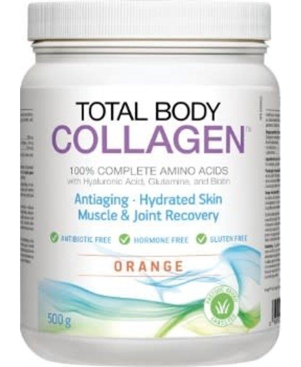 Total Body Collagen - Orange - 500 gram