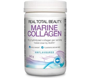 Real Total Beauty - Marine Collagen - 240g