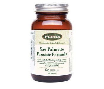Flora - Saw Palmetto - 60 SG