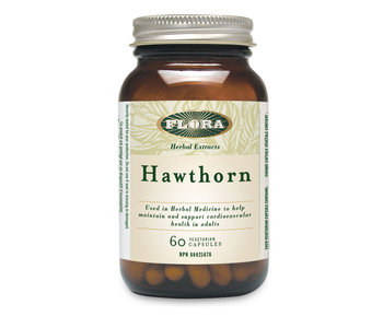 Flora - Hawthorn - 60 Caps