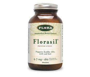 Flora - FloraSil Silica 4.7mg - 180 Caps