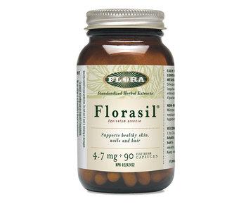 Flora - FloraSil Silica 4.7mg - 90 Caps