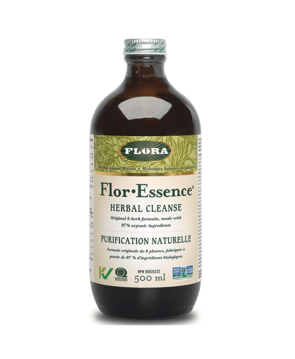 Flora - Flor-Essence Herbal Cleanse - 500 ml