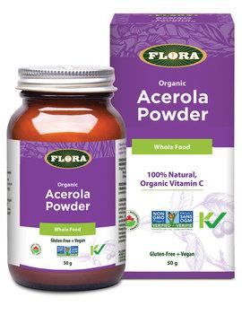 Flora Flora - Acerola Powder - 50 g