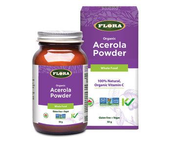 Flora - Acerola Powder - 50 g