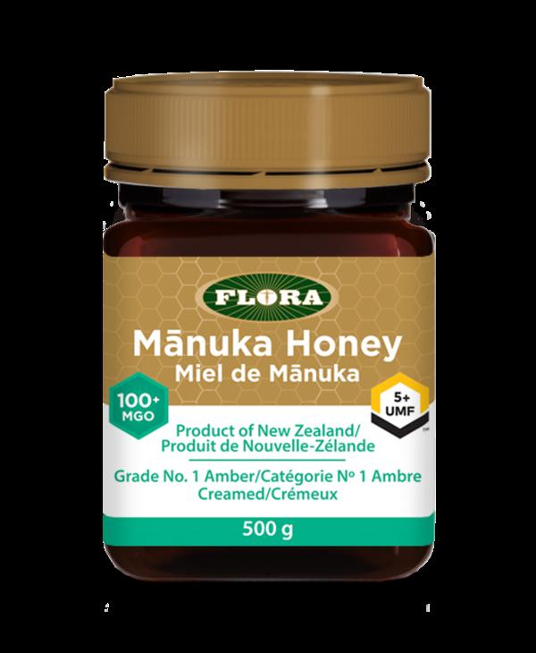 Flora - Manuka Honey - 100+MGO/5+UMF - 500g