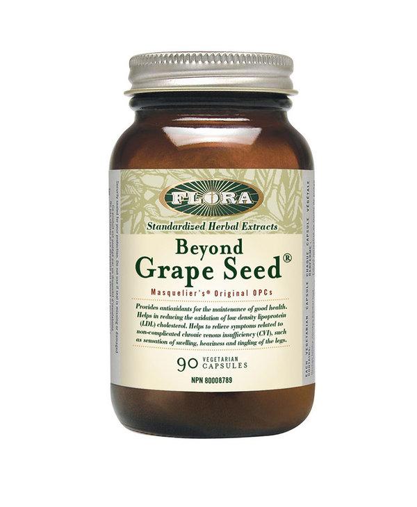Flora - Beyond Grape Seed - 90 Caps