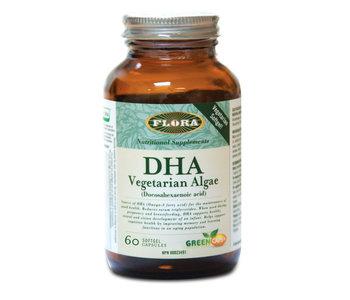 Flora - DHA Vegetarian Algae -  60 SG