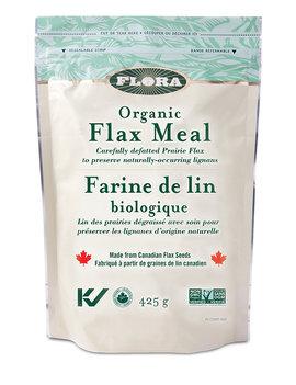 Flora Flora - Flax Meal - Organic - 425g