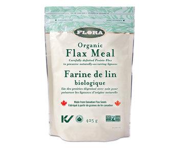 Flora - Flax Meal - Organic - 425g