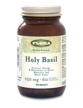 Flora Flora - Holy Basil 250mg - 60 V-Caps