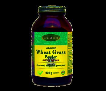 Flora - Wheat Grass Powder - 225g