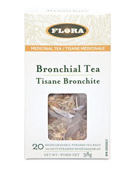 Flora Flora - Medicinal Tea - Bronchial - 20 TB