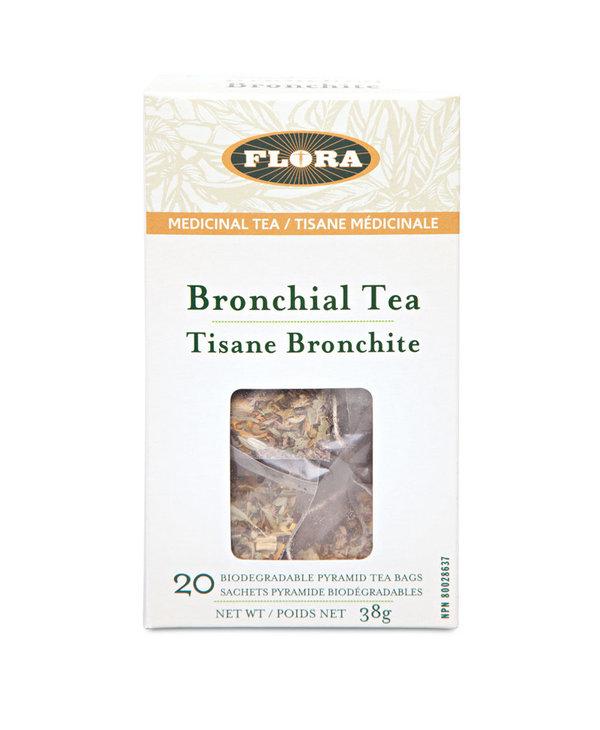 Flora - Medicinal Tea - Bronchial - 20 TB