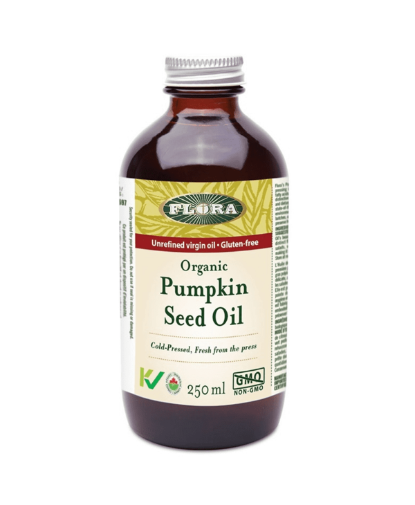 Flora - Pumpkin Seed Oil - Organic - 250 ml