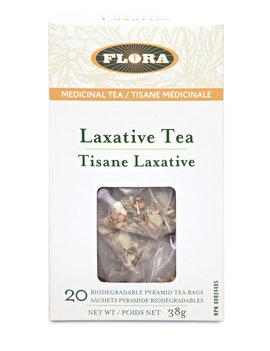 Flora Flora - Medicinal Tea - Laxative - 20 TB