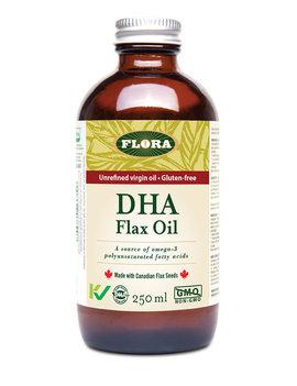 Flora Flora - DHA Flax Oil - 250ml