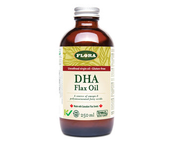 Flora - DHA Flax Oil - 250ml
