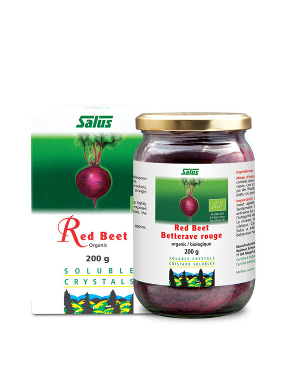 Salus - Red Beet Soluble Crystals - 200g