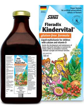 Salus Salus - Kindervital - Gluten Free - 500ml