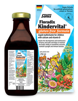 Salus Salus - Kindervital - Gluten Free - 250ml