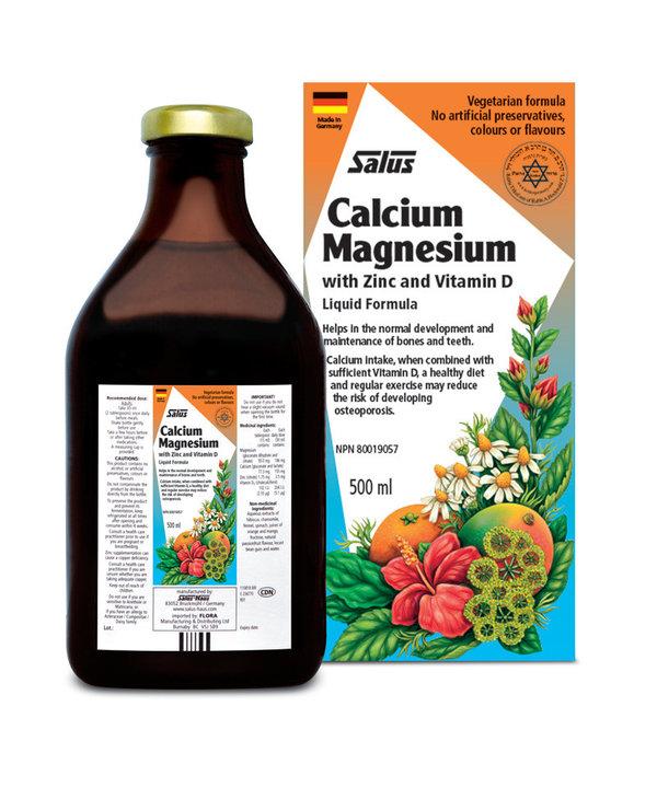 Salus – Calcium Magnesium - 500ml