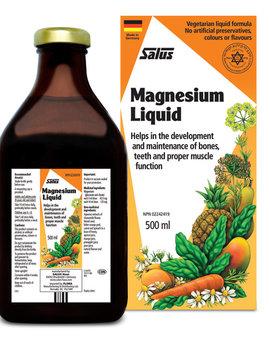 Salus Salus - Magnesium Liquid - 500ml