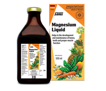 Salus - Magnesium Liquid - 500ml
