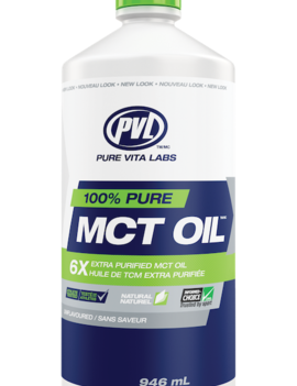 PVL - Pure Vita Labs PVL - MCT Oil - 946 ml