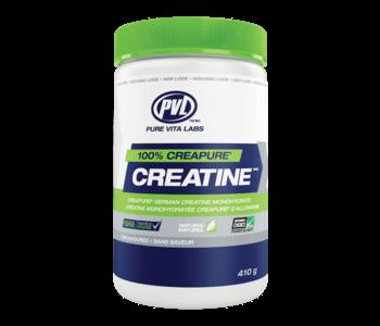 PVL - 100% CreaPure Creatine - Unflavoured - 410g